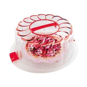Pudełko na tort Cake Red, 28 cm