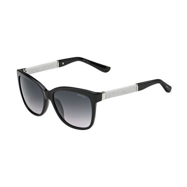 Okulary przeciwsłoneczne Jimmy Choo Cora Black White/Grey