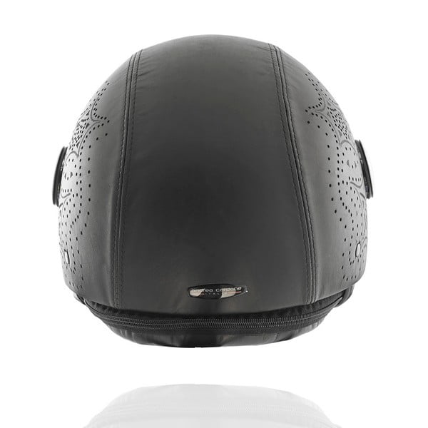 Kask Leather Laser Black, M