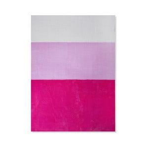 Dywan dziecięcy Mavis Pink Stripes, 100x150 cm