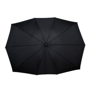 Prostokątny parasol dla dwojga Falcone Black