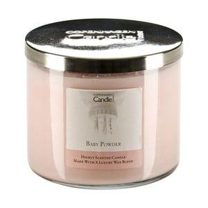 Świeczka zapachowa Baby Powder, czas palenia 50 godzin