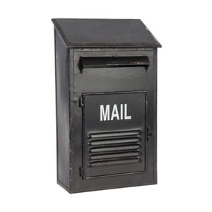 Skrzynka pocztowa Mail, 24x12,5x41 cm