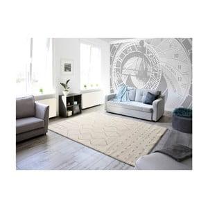Biały dywan Universal Diwali White, 160x230 cm