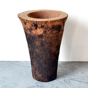 Palmowy wazon Wood