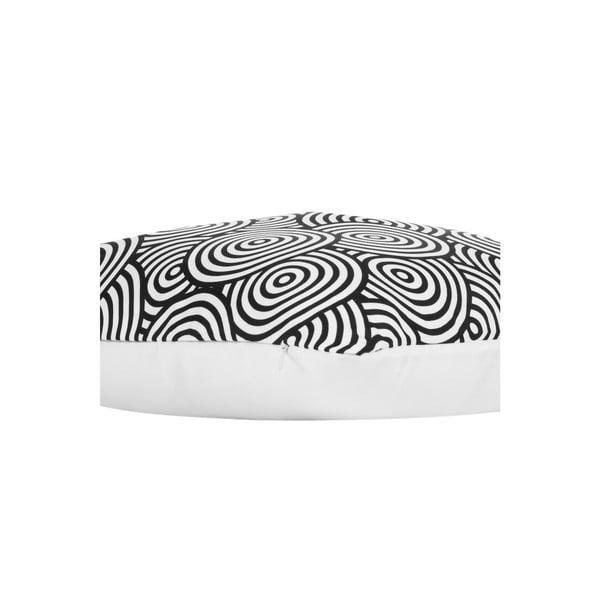 Poduszka z wypełnieniem Geometric 9, 45x45 cm