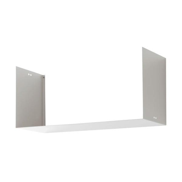 Półka Geometric Three, biała