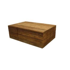 Stolik z drewna tekowego HSM Collection China