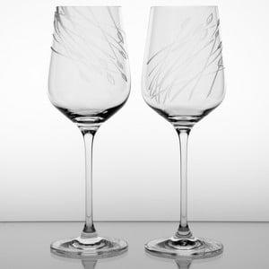 Zestaw 2 kieliszków do czerwonego wina Aaron