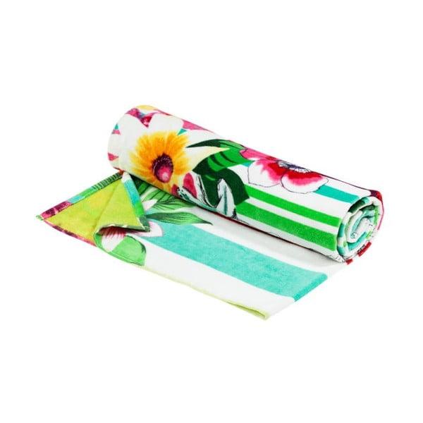Ręcznik DESIGUAL Jungle Verde, 95 x 150 cm