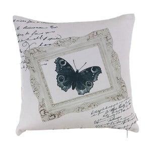 Poduszka z wypełnieniem Black Butterfly
