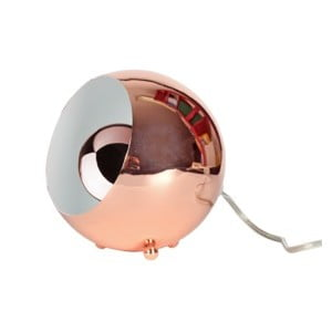 Miedziana lampa stołowa Opjet Spot