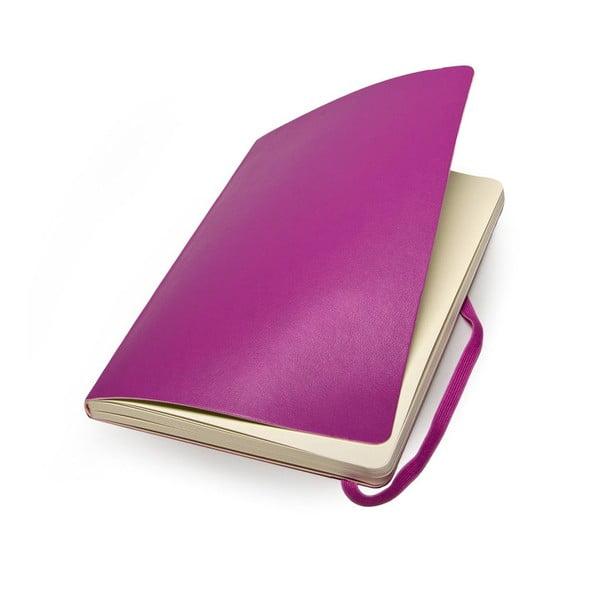 Notatnik Moleskine Under Purple, 13x21 cm