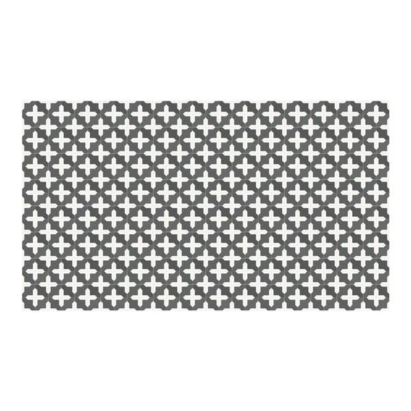 Dywan winylowy Maham Grey, 52x240 cm