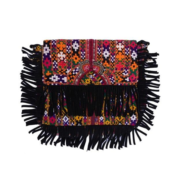 Ręcznie szyta torebka Bolso Banjara Flecos