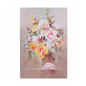 Obraz Flowers Painting, 60x90 cm