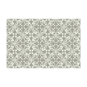 Winylowy dywan Mosaico Circulos, 120x170 cm