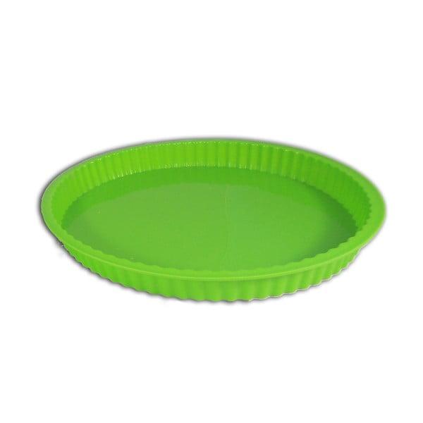 Silikonowa forma do pieczenia Green Mould, 30 cm