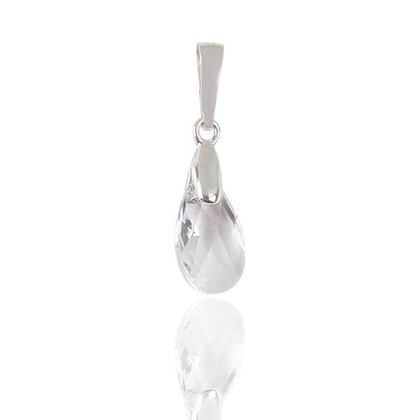 Komplet kolczyki i wisiorek Crystalline Drop