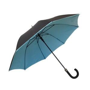 Niebiesko-czarny parasol Susino Cielo
