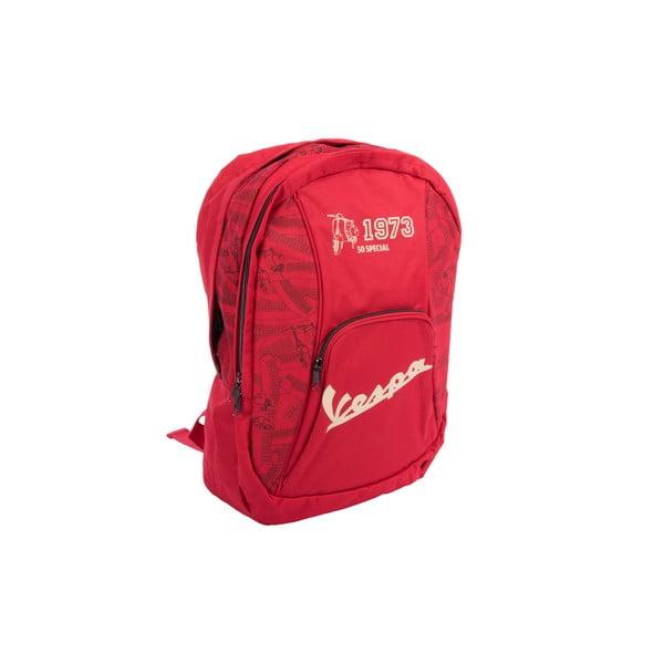 Plecak Vespa Rosso