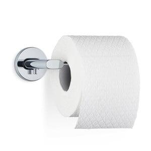 Błyszczący uchwyt na papier toaletowy ze stali nierdzewnej Blomus Areo
