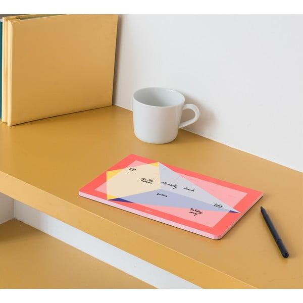 Tygodniowy planer na biurko Graphic