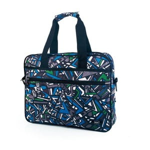 Torba na laptopa Skpa-T Black and Blue