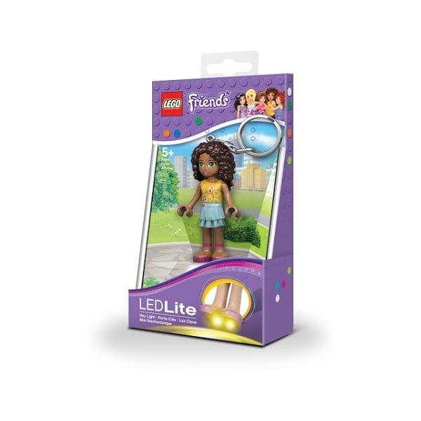 Świecąca figurka/breloczek LEGO Friends Andrea