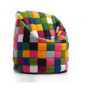 Worek do siedzenia Pops, kolorowy