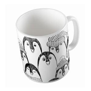 Ceramiczny kubek Penguin Between Penguins , 330 ml