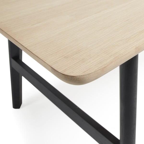 Stół do jadalni Hendrix, 180x90 cm