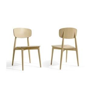 Zestaw 2 krzeseł TemaHome Sally