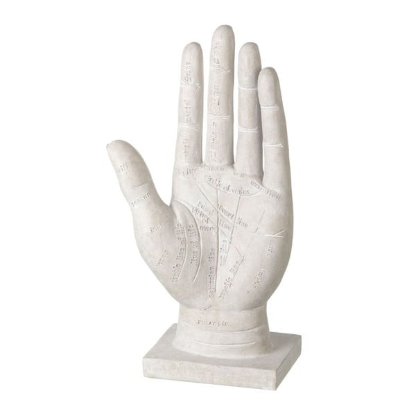 Dekoracja Phrenology Hand