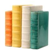 Wazon w kształcie książek Bookworm