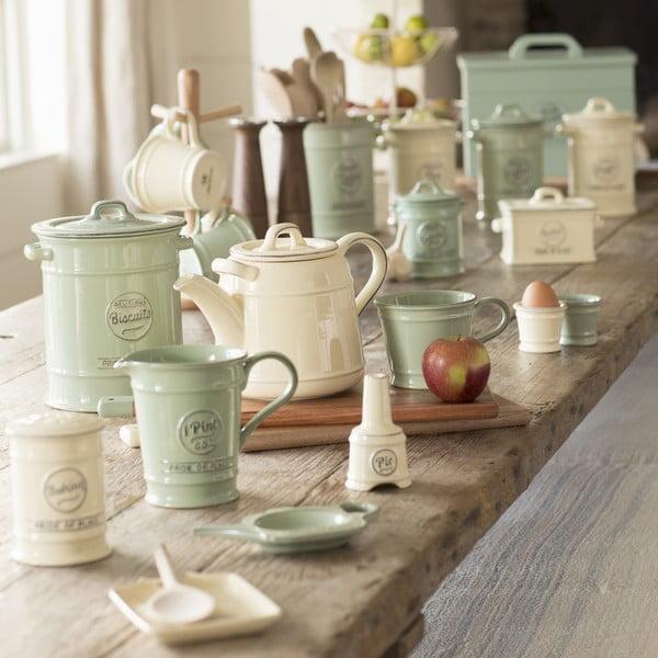 Zielony pojemnik porcelanowy na kawę T&G Woodware Pride of Place