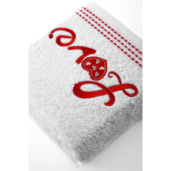 Ręcznik w opakowaniu podarunkowym Cortek V1, 50x90 cm