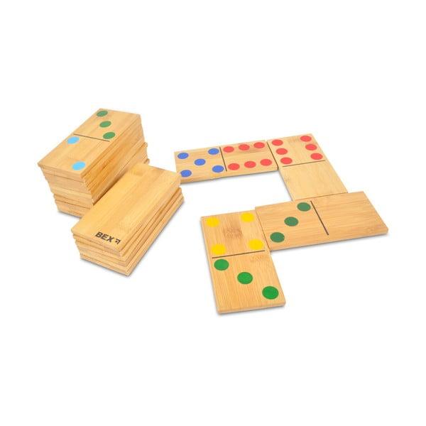 Gra ogrodowa dla całej rodziny Wielkie domino