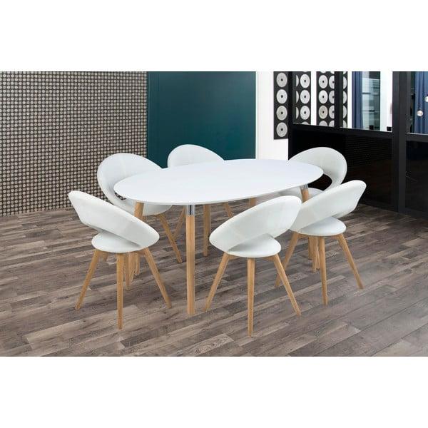 Stół do jadalni Belina, 100x170 cm