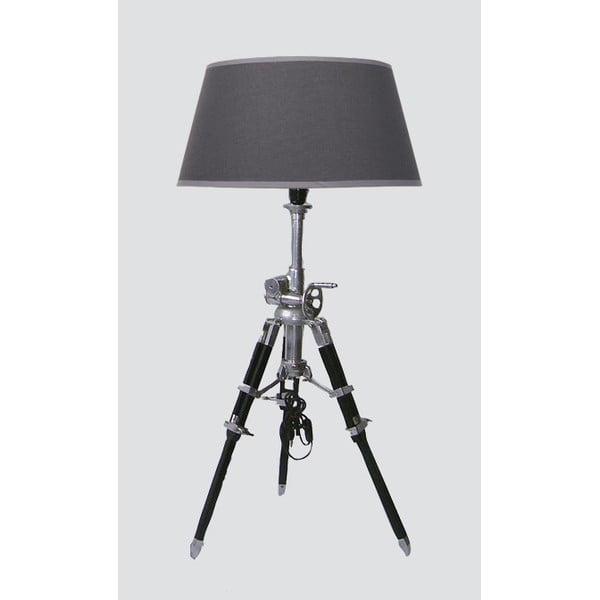 Lampa stojąca Hamilton, czarna