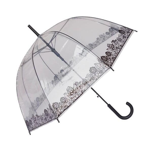 Przezroczysty parasol Susino Flowers