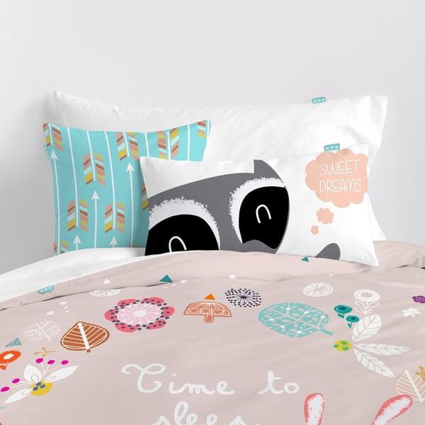 Bawełniana dwustronna poszewka na poduszkę Baleno Dreams, 50x30 cm