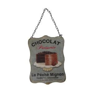 Dekoracja ścienna Antic Line Chocolat