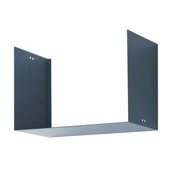 Półka Geometric Two, niebieska