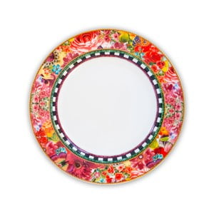 Talerz porcelanowy Melli Mello Eliza, 21 cm