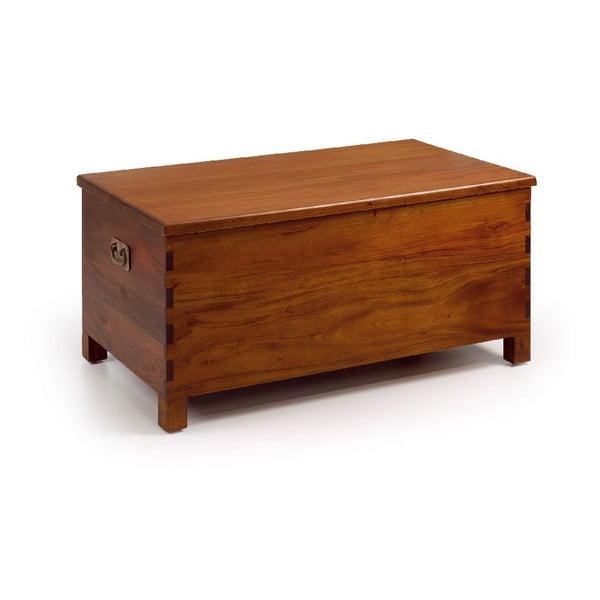 Drewniana skrzynia Trunk Large, 100x60x47 cm