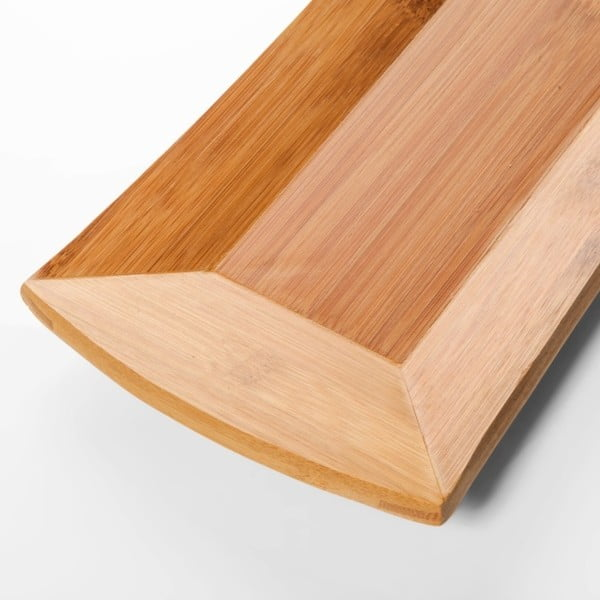 Bambusowa miska do serwowania Americano, 30 cm