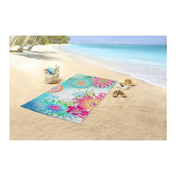 Ręcznik kąpielowy Melli Mello Lazira, 100x180 cm