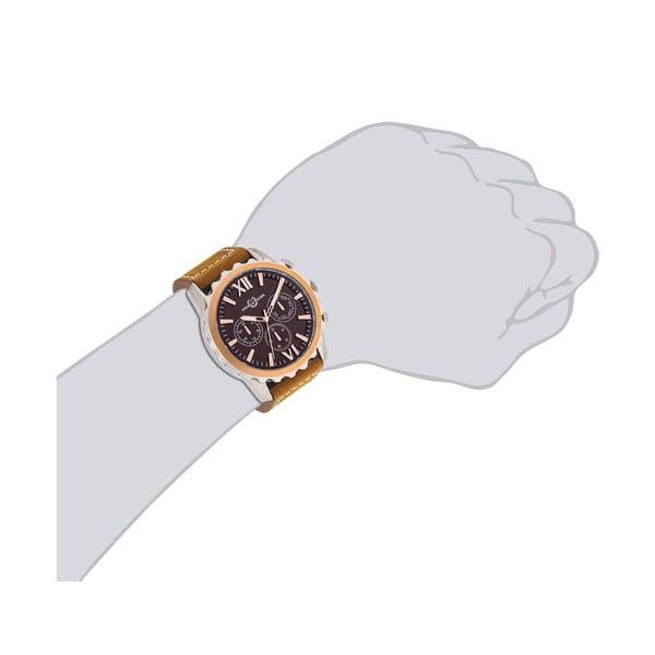 Zegarek męski Grayson Light Brown
