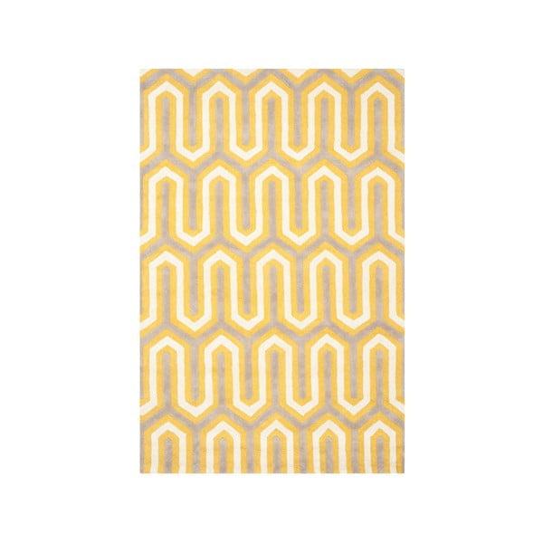 Dywan wełniany Leta, 121x182 cm